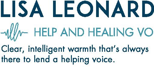 Lisa Leonard Help and Healing VO
